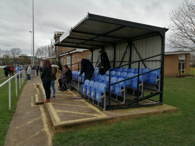Non-League groundhopper