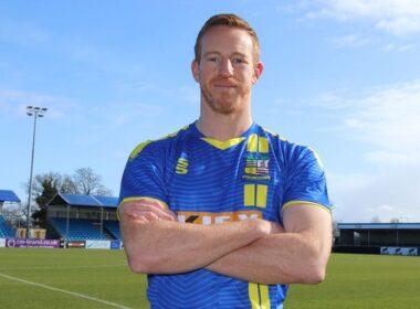 Adam Rooney Solihull Moors