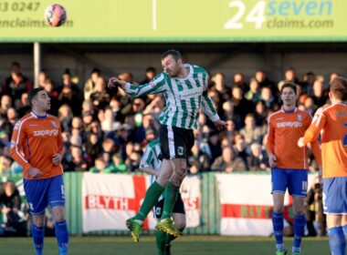 robbie dale blyth spartans Non-League Paper Non-League Icons