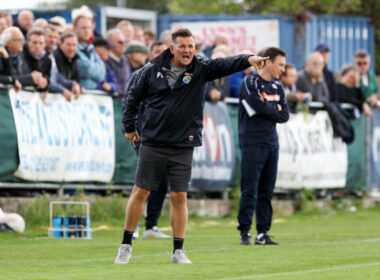 Paul Doswell Hawks play-offs