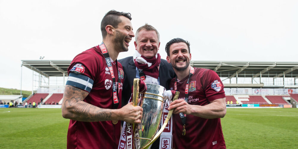 Marc Richards Northampton Town St Ives Town