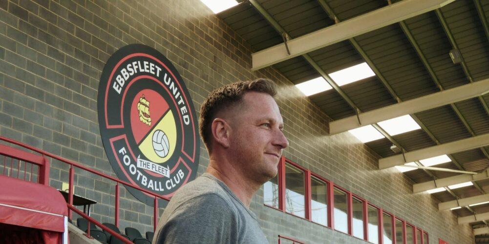 Ebbsfleet United Dennis Kutrieb