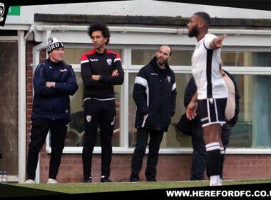 hereford FC