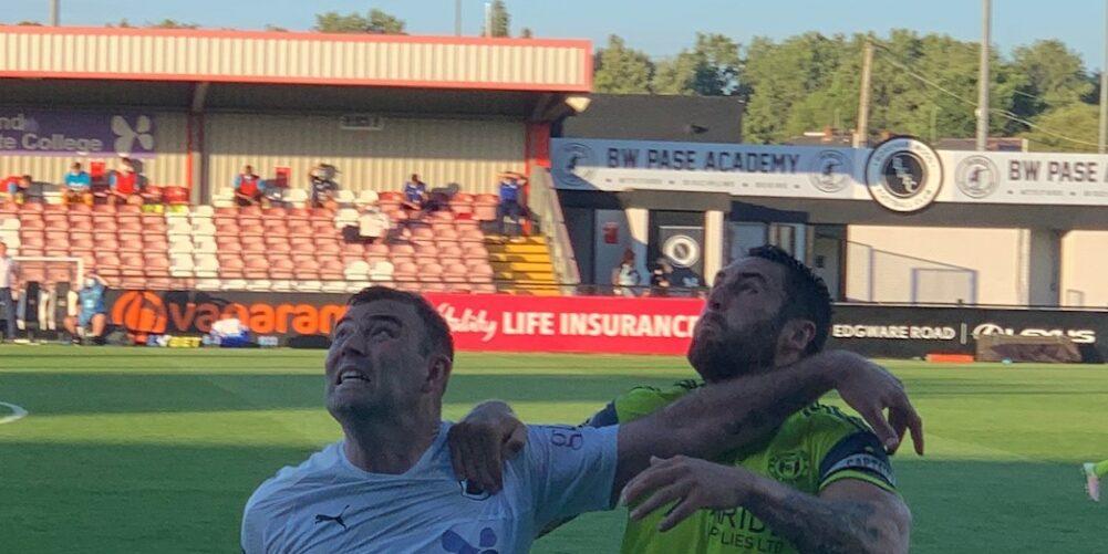 national league boreham wood play-off