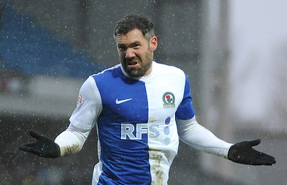 Ex-Blackburn midfielder David Dunn in the frame for Barrow job