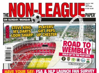 OUT NOW: Sunday's Non-League Paper