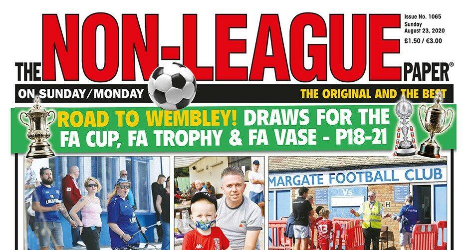 The Non-League Paper NLP Non-League fans