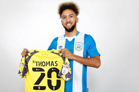 Boreham Wood prospect Sorba Thomas completes move to Huddersfield Town