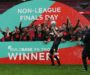 Non-League Finals Day 2019-20: REPORT – Buildbase FA Trophy – Concord Rangers 0 Harrogate Town 1